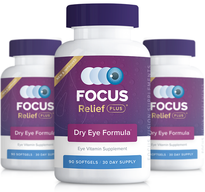 Focus Relief Plus