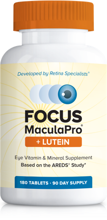 Focus MaculaPro<sup>®</sup> + Lutein